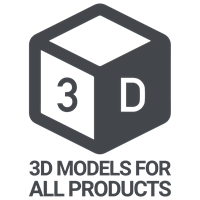3D Models of all Products