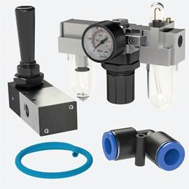 Pneumatics & Air Preparation Equipment