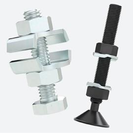 Spindles for Toggle Clamps