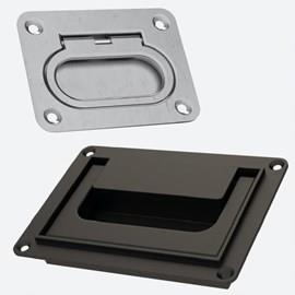 Recessed & Tray Handles