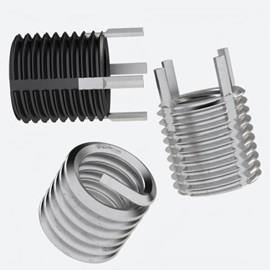 Threaded Inserts for Thread Repair