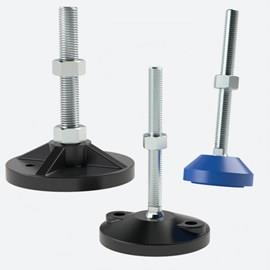 Steel Nickel Plated Leveling Feet