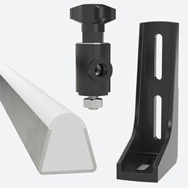 Guide Rails & Brackets