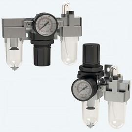 Filters Regulators & Lubricator Units