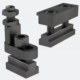 MicroLoc Side Clamps and Work Supports