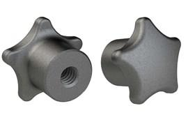 Hand Knob - Imperial - BA/BSF - Cast Iron (WDS 104)