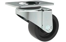 Top Plate Fitting Swivel Casters - Phenolic Resin Wheel (WDS 12187)