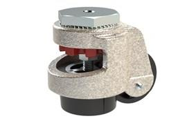 Stem Fitting Adjustable Levelling Castors (WDS 12197)