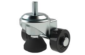 Levelling Castors with Stopper (WDS 12250)