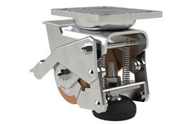 Heavy Duty Leveling Casters - Stainless Steel (WDS 12253)