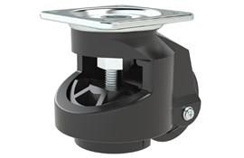 Plate Fitting Adjustable Leveling Casters - Spanner Operated (WDS 12350)