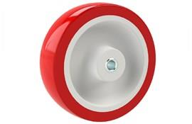 Polyurethane with Nylon Core Castors - Plain Bearing (WDS 12411)