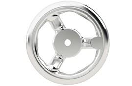 Aluminum Hand Wheel - Spoked - Imperial (WDS 133)