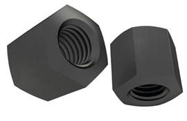 Spherical Seating Nut - Steel - Metric with No Flange Base (WDS 407)