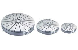 Neostar Circular Permanent Magnetic Chucks with Radial Poles for Grinding and Turning Applications (WDS 5694)