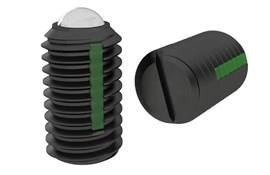 Strong Force Ball Spring Plungers - Long-Lok Thread (WDS 606)