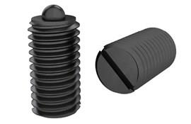 Strong Force Spring Plunger with Slotted Thrust Pin (WDS 606)