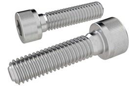 Headed Clamping Screw Pad - Stainless Steel Plain Restricted Swivel Ball (WDS 652)
