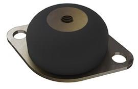 Flanged Bolt-Down Anti-Vibration Mount (WDS 718)
