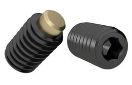 Steel Set Screw with Brass Tip (WDS 762)