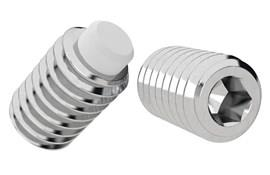 Stainless Steel 316 Set Screw with Nylon Tip (WDS 762)
