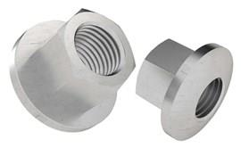 Spherical Seating Nut - 316 Stainless Steel (WDS 806)