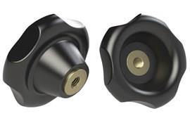 Hand Knob With Threaded Bushing (WDS 8114)