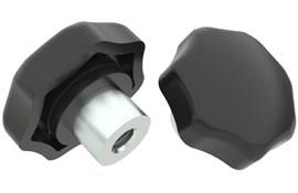 Multiple Lobe Hand Knob - Thermoplastic (WDS 8161)