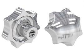 Aluminium Palm Grip with Female Thread to DIN 6336 (WDS 8172)