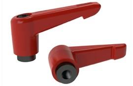 Clamping Handle Indexing - Traffic Red (WDS 8188)