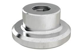 Swivel Pad - 316 Stainless Steel - Diameter Base 16mm-35mm  (WDS 821)