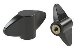 Wing Nut with Female Threaded Bush (WDS 8218)