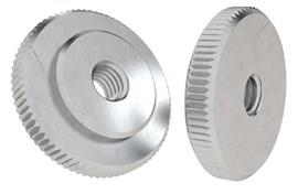 Knurled Lock Nut - 316 Stainless Steel (WDS 836)
