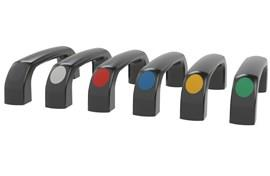 Bridge Handles with Colored Cover Caps (WDS 8521)