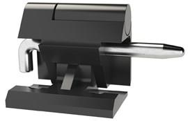 Concealed Hinges - Right Hand - Zinc Die Cast (WDS 8613)