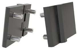 Surface Mount Hinges - Zinc Die Cast (WDS 8631)
