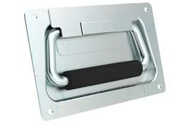 Recessed Handles - Spring-Loaded Return, 4 Mounting Holes (WDS 8661)