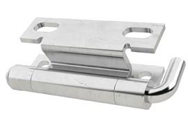 Stainless Steel Concealed Hinge with Pin & Fastener Mount (WDS 8678)