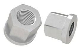 Flange Nut - 303 Stainless Steel (WDS 8905)