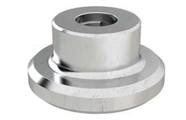 Swivel Pad - 303 Stainless Steel - Diameter Base 18mm-35mm  (WDS 8921)