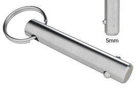 Detent Pins - 316 Stainless Steel - Metric (WDS 957)