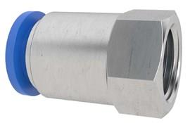 Straight Connector 1/4 BSP 10MM Tube with Female Thread (SF-15060)
