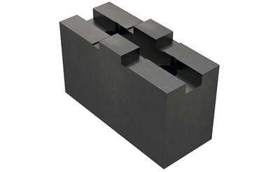 Slot & Tenon Soft Top Jaws (with inch slots & tenons) (WDS 10085)