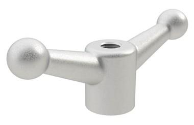 Ball Handle - Double Leg - Aluminium - Metric (WDS 101)