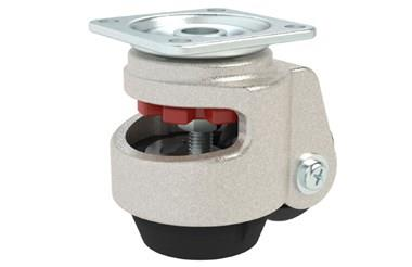 Plate Fitting Adjustable Levelling Castors (WDS 12198)