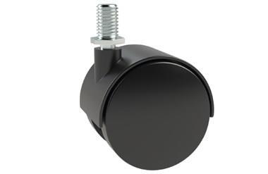 Screw Fitting Furniture Castors for Chairs, Cupboards and Office Furniture (WDS 12314)
