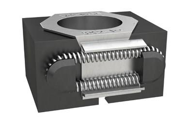 OK Vise Double Edge Clamp - Machinable & Smooth Jaw Type (WDS 220)