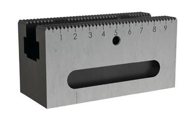 100mm Length OK Vise Rail for WDS 220 Series Clamps (WDS 240)
