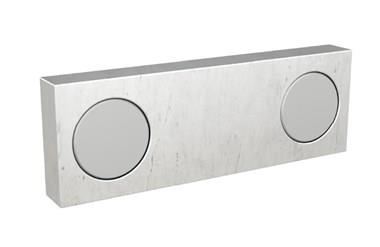 OK Vise Magnetic Parallel Plate (WDS 241)