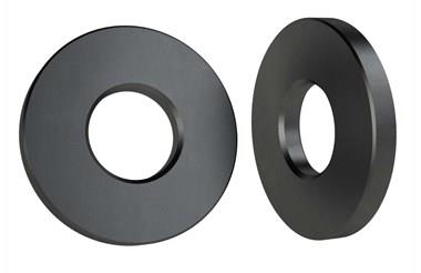 Plain Thick Jig Washer - Steel (WDS 400)